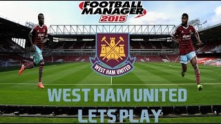Let's Play FM15! West Ham Utd - Episode 4 vs Chelsea