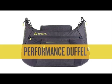 Apera Performance Duffel
