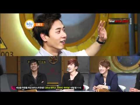 120510 mnet 비틀즈코드 시즌2  신화 2부
