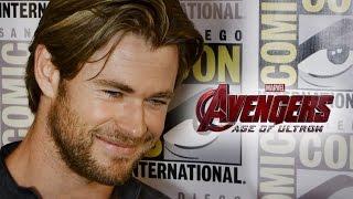 Chris Hemsworth Talks Ultron In Avengers 2 Age of Ultron