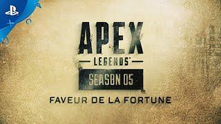 Apex legends saison 5 :  bande-annonce