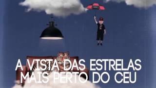 Cacife Clandestino - Voando Alto Part. Sain