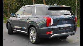 2020 Hyundai Palisade Walk Around Review – BIGGEST Hyundai SUV!