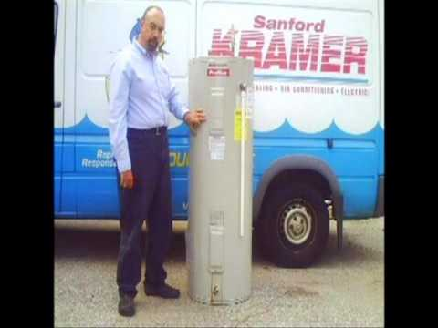Sanford Kramer Hot Water Heaters How To