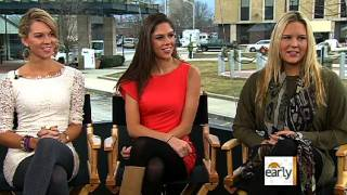 Huntsman's daughters on the frontlines for their dad