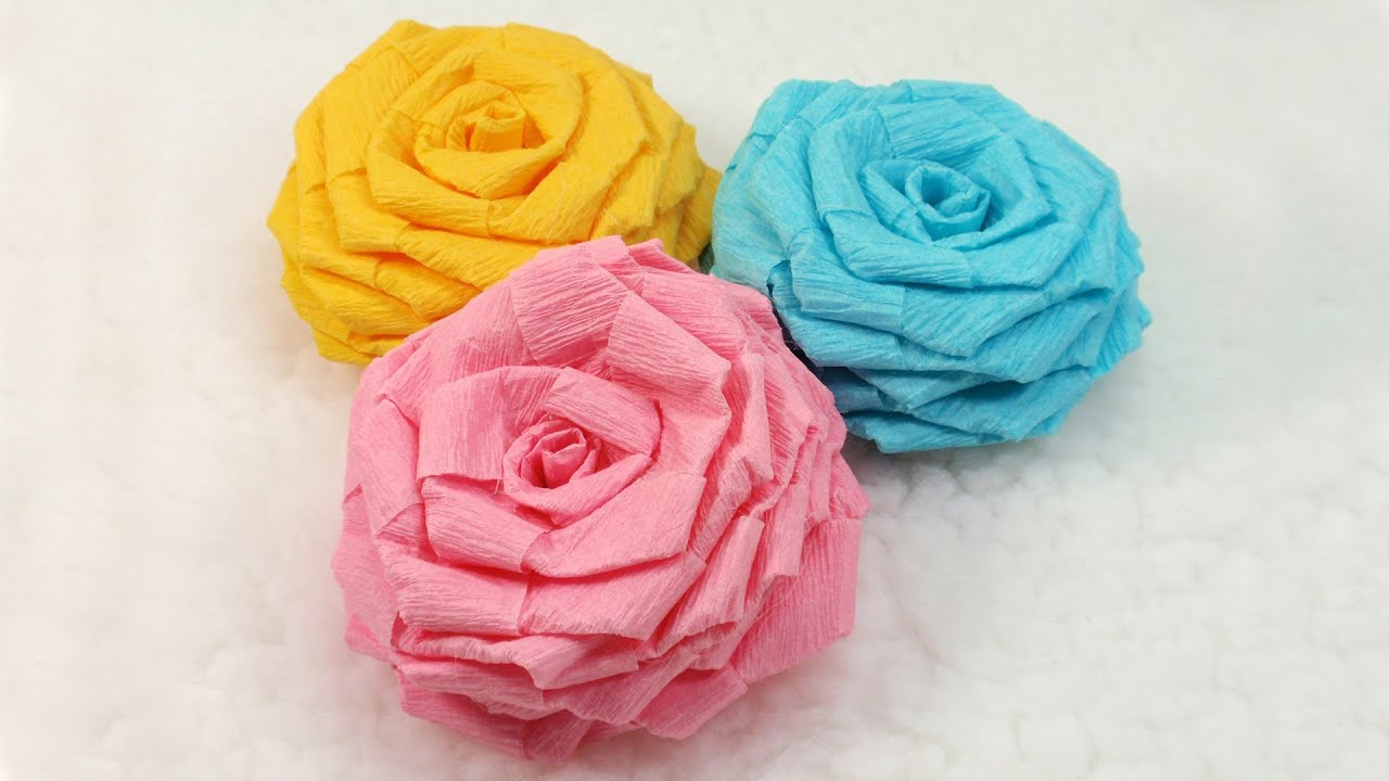 Paper flower tutorial by dozi design images flower decoration ideas old fashioned paper flower tutorial by dozi design illustration paper flower tutorial by dozi design images mightylinksfo