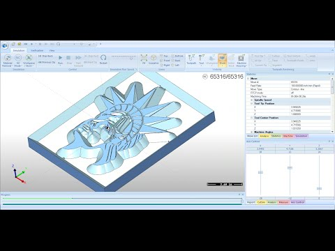 4th of July CNC Machining Fun with BobCAD-CAM