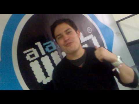 Nicolás Mayorca en AL AIRE WEB