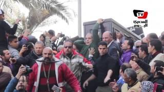 جنازة سيدة الشاشة العربية فاتن حمامة