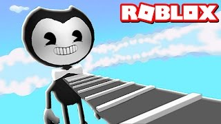 ESCAPE BENDY OBBY IN ROBLOX