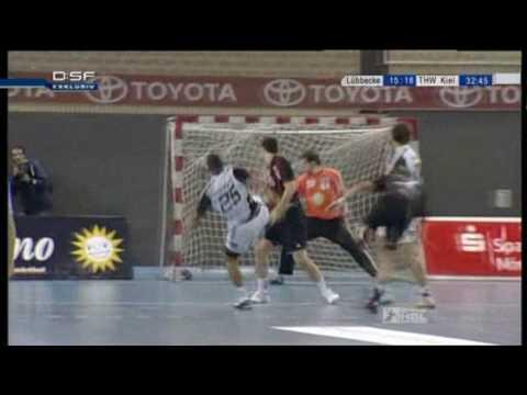 Top 5 Goals: Spieltag 13 der Handball Bundesliga Saison 2009/2010
