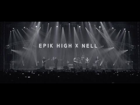EPIK HIGH X NELL (에픽하이 X 넬) - 무제 (Untitled) LIVE @ Seoul Jazz Festival 2017 Finale
