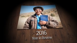 Wycliffe 2016 Year in Review