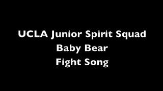 Baby Bear & Beginning Fight Song