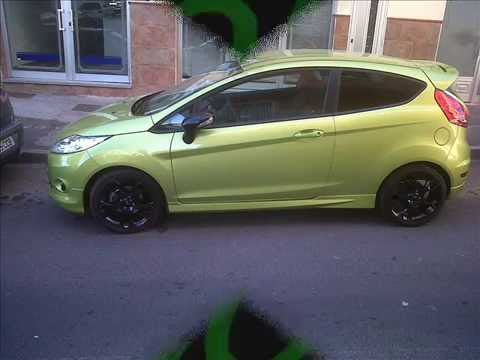 ford fiesta mk7 tuning musica movil. Black Bedroom Furniture Sets. Home Design Ideas