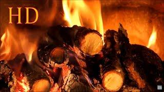✰ 10 HOURS ✰ Best FIRE in Fireplace ✰ longest FullHD 1080p Fireplace video
