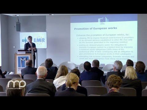 Vortrag: Eröffnung Europatag durch BLM und EMR