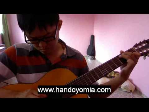 你知道我在等你吗 Ni Zhi Dao Wo Zai Deng Ni Ma - 张洪量 Zhang Hong Liang - Fingerstyle Guitar Solo