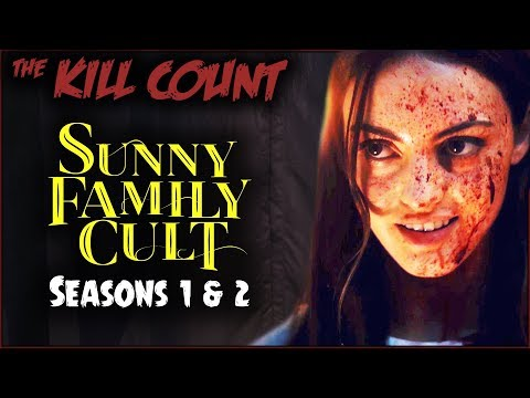Sunny Family Cult (Crypt TV) KILL COUNT [Seasons 1 & 2]