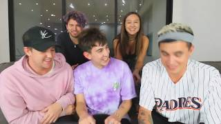 F.R.I.E.N.D.S INTRO KIAN AND JC FAN EDIT ft. Bobby, Corey, Franny and Harrison