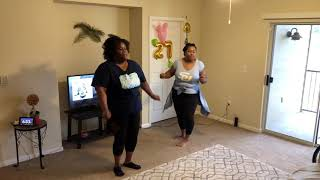 "Beyonce-""Before I Let Go"" Challenge Dance"