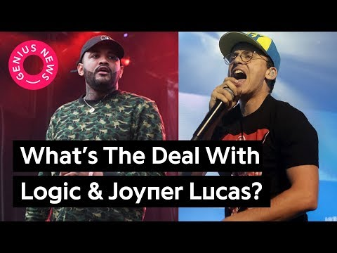 Are Joyner Lucas & Logic Dissing Each Other? | Genius News