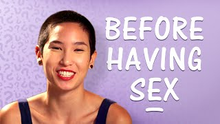 What's The One Thing You Wish You Knew Before Having Sex?