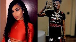6IX9INE Baby Mother Sara Hate Nba Youngboy,Youngboy Stop Fight In Houston..DA PRODUCT DVD