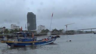Đà Nẵng khẩn cấp ứng phó với áp thấp nhiệt đới có thể mạnh lên thành bão