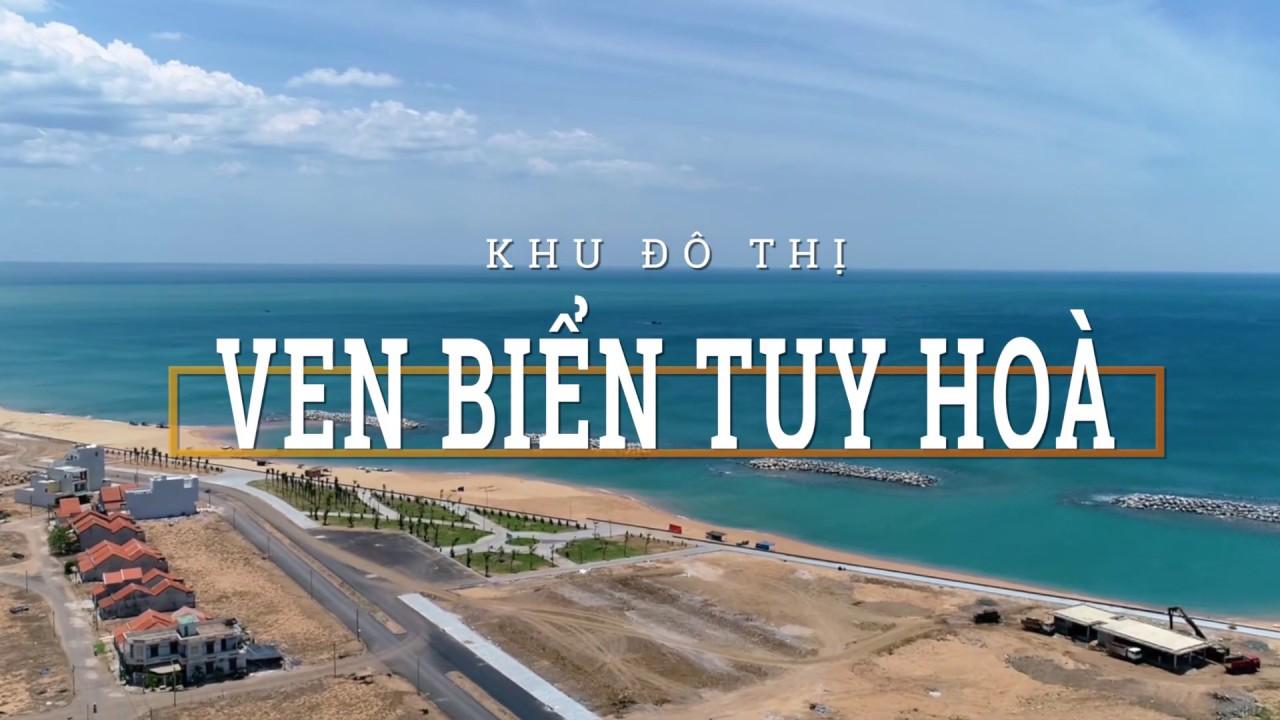 Dịch covid chính chủ bán cắt lỗ 5 lô khu đô thị ven biển - TTTP Tuy Hoà - cách bãi tắm Phú Lâm 200m video