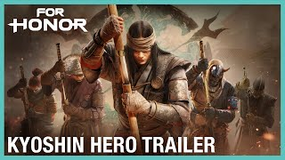 Kyoshin Reveal Trailer preview image