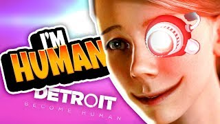 【 Detroit Become Human 】Full Game Playthrough Live Stream - Release Date Part 1