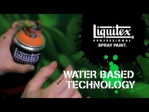 Liquitex Spray Paint