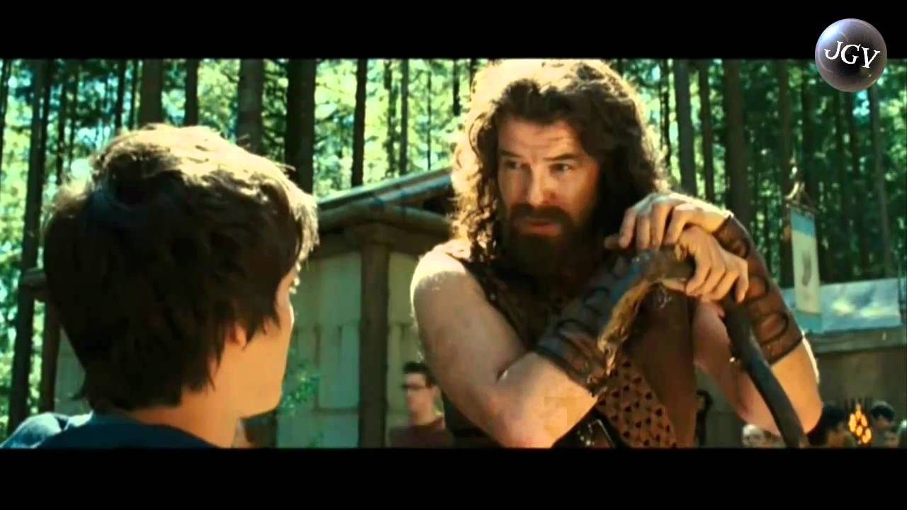 Meet Chiron - Percy Jackson and the Lightning Thief - YouTube