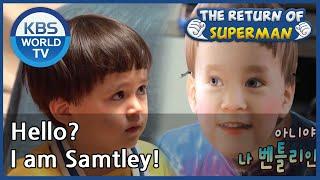 Hello? I am Samtley! [The Return of Superman/ ENG / 2020.10.19]