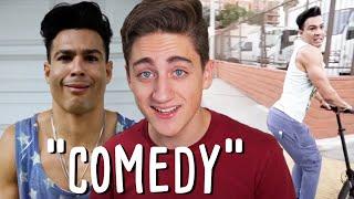 I Am Hot = Comedy?