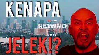 YOUTUBE REWIND INDONESIA 2018 (-SIAPA YANG BERANI BILANG JELEK?!!?) - Reaction