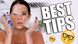 How to  Refresh Your Makeup After a Long Day