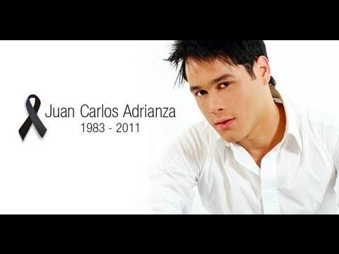 Homenaje Juan Carlos Adrianza