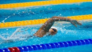 Swimming - Men's 100m Freestyle - S6 Final - London 2012 Paralympic Games