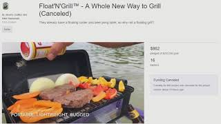 Floating Grill