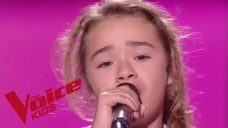 Amel Bent – Ma philosophie | Maïssa | The Voice Kids France 2018 | Blind Audition