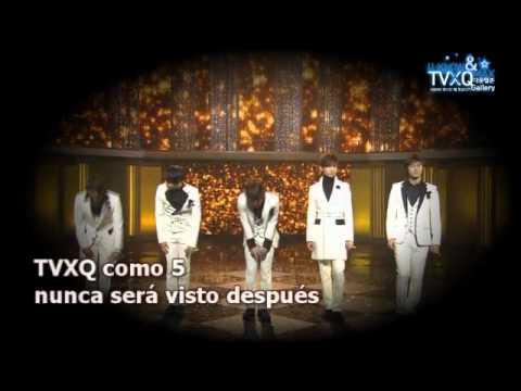 La historia de TVXQ (Spanish Ver.)