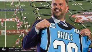 Film Study: What Matt Rhule will bring to the Carolina Panthers
