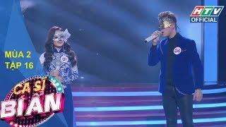 HTV CA SĨ BÍ ẨN 2 | Nguyễn Hồng Thuận tiết lộ chuyện thu âm bí mật của Puka | CSBA #16