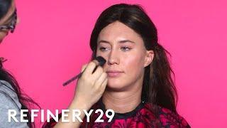 I Got Transformed Into Miley Cyrus | Beauty Evolution | Refinery29