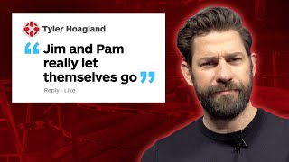 John Krasinski Responds to IGN Comments