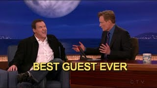 Norm Macdonald is One of the Best Talk Show Guest of All Time - Conan O'Brien