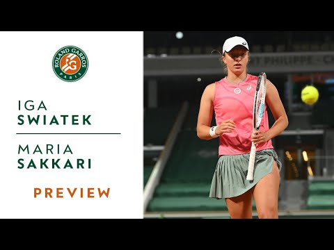 Iga Swiatek vs Maria Sakkari - Preview Quarterfinals I Roland-Garros 2021