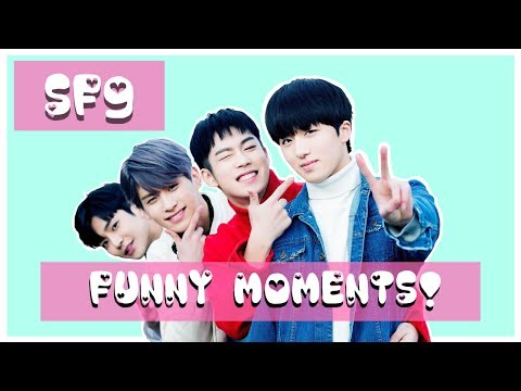 SF9 funny moments [ eng sub ]